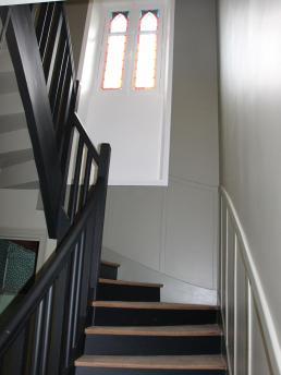 Be chroma peinture cage escalier 4 rx