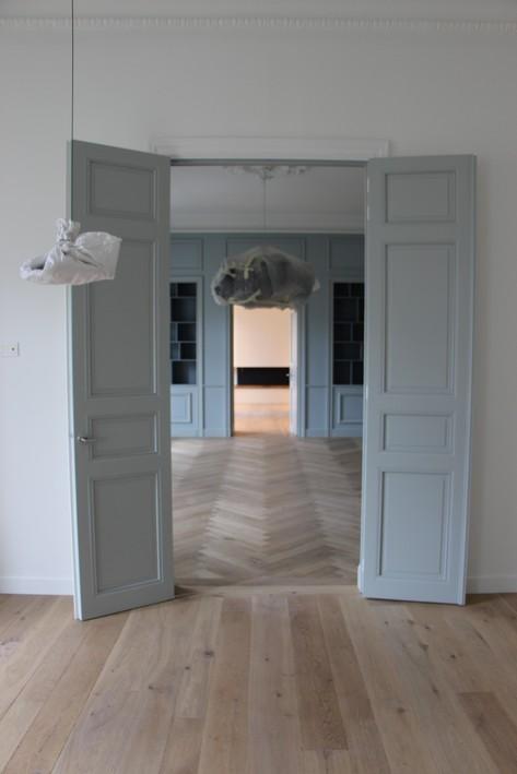Mise en peinture appartement de prestige à Nantes