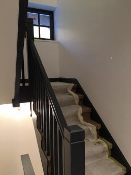 Be chroma peinture escalier