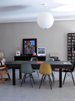 Be chroma peinture salle a manger