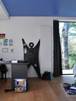 Be chroma plafond chambre teinte