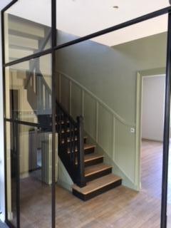 Be chroma - mise en peinture cage d'escalier