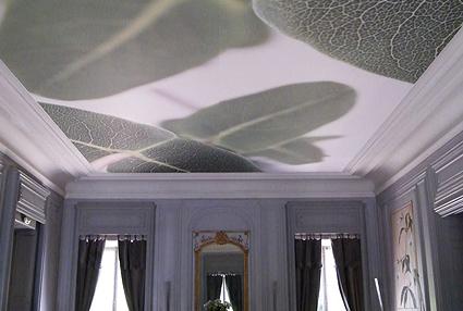 salon moderne design noir et blanc saint nazaire devis travaux renovation en ligne plafond 600x600. Black Bedroom Furniture Sets. Home Design Ideas